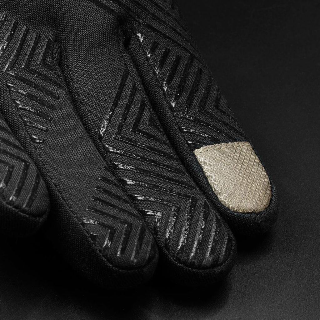 détail - interieur du gant